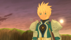 Flynn in Tales of Vesperia