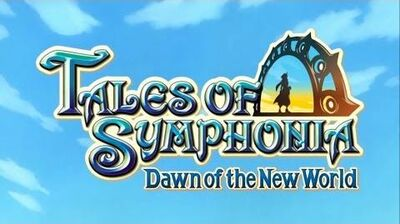 Tales of Symphonia Chronicles - Dawn of the New World - Opening