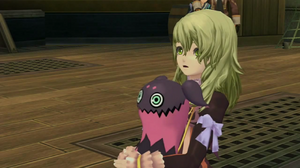 Elize in Tales of Xillia