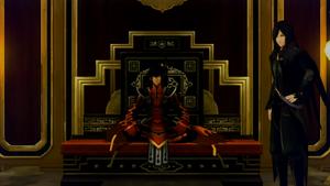 Gaius und Wingul in Tales of Xillia