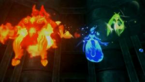 Vier Große Geister