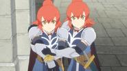 Hisuka und Chastil