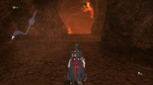 Berg Killaraus Höhleninneres weiter oben