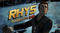 Rhys Smash Card