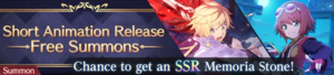 Short Animation Release Free Summons (Banner)