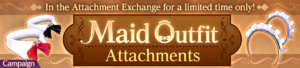 Maid Outfit Attachment Exchange (Banner)