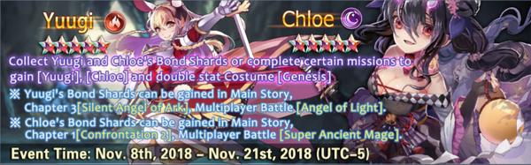 Trial Chloe and Yuugi