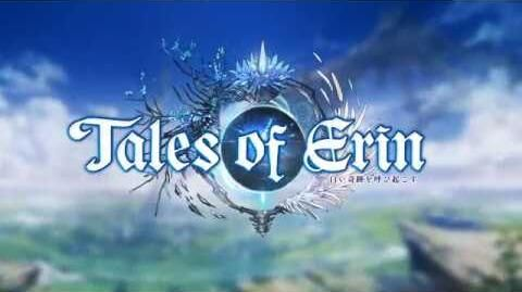 Tales of Erin Gameplay Trailer - New Japanese Anime RPG 2018