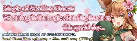 Magic of Stealing Hearts