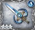 Water-Mortal Dagger