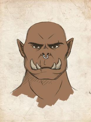 Kar'gor Orc