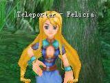 Teleporter Felicia