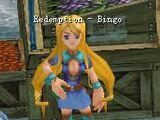 Redemption Bingo