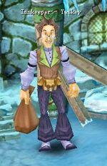 Innkeeper Yaskey