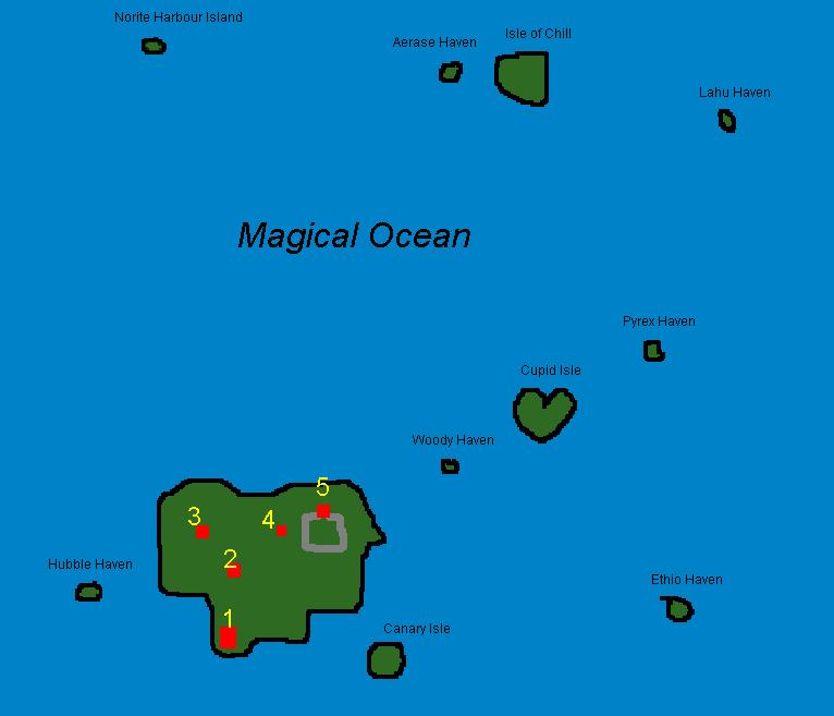 Magical Ocean