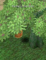 Barbaric Bee Hive Tree