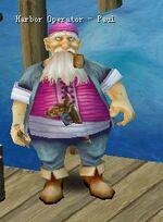 Harbor Operator Paul