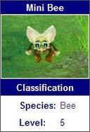 Mini Bee Sample