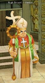 High Priest Gannon