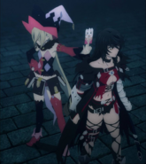 Velvet & magilou tales of zestiria the x berseria by alluca