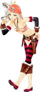 Magilou Costume