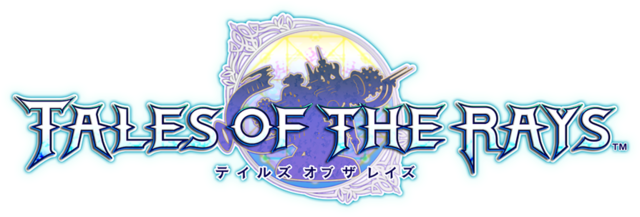File:Tales of the Rays Logo (White).png