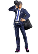 Rokurou Costume4