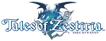 Tales of Zestiria White Logo