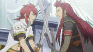 Luke VS asch