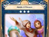 Aladdin & Princess