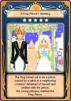 A Frog Princes Wedding Tales Runner Wiki Fandom Powered By Wikia
