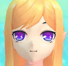 Lucy-purple-eyes