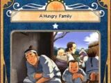 A Hungry Family