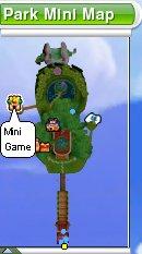 Park Minigames Position