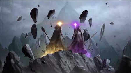 Talion- Origin of Alliances