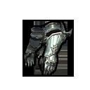 Icon Warrior set03 glove01