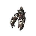 Icon Gunslinger set09 glove01