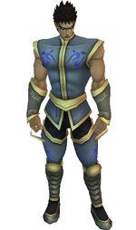 Default assassin armor