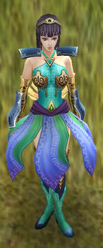 Orchid armor