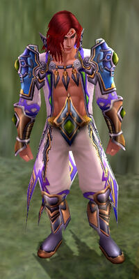Blue Jade armor m