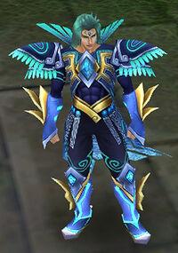 Seven Stars armor m