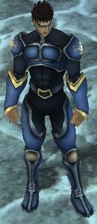 Blue Field armor