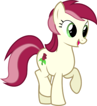 Roseluck simple vector by lktronikamui-d5vf201
