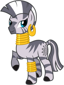 Zecora by stabzor-d5jo8bc