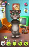 My Talking Tom-Screenshot