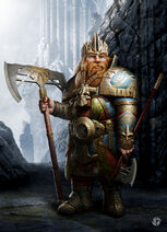 Dwarf lord by davidgaillet-d4dain5