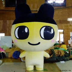 Original Mametchi mascot costume