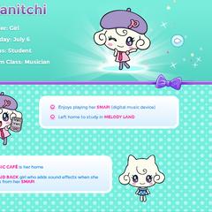 Pianitchi's Profile on TamagotchiFriends.com