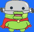 Patchiman anime art