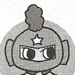 Knighttchi in a manga panel from <a href=
